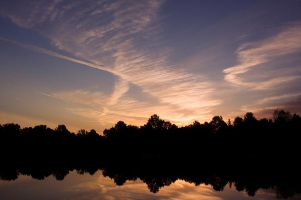 Dawn in Ohio